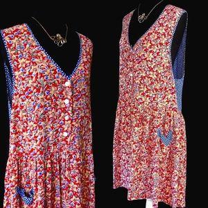 Carol anderson pinafore dress